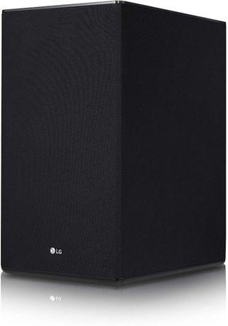 новый сабвуфер активный LG Spl8-W (LG SL8YG)