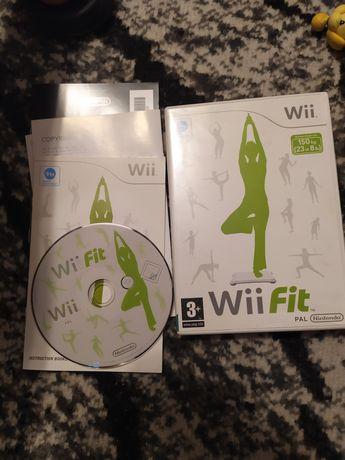 Wii fit stan bardzo dobry