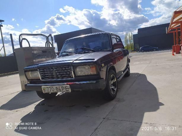 Авто ваз 2107 2002 рік