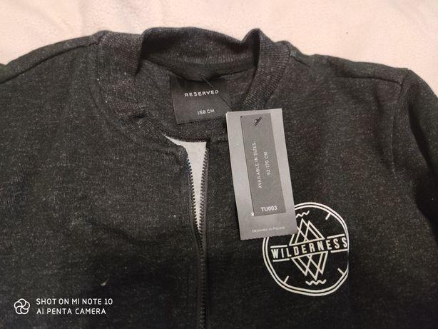 Ciepła bluza reserved 158
