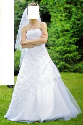 Sprzedam suknię ślubną z salonu Impresja