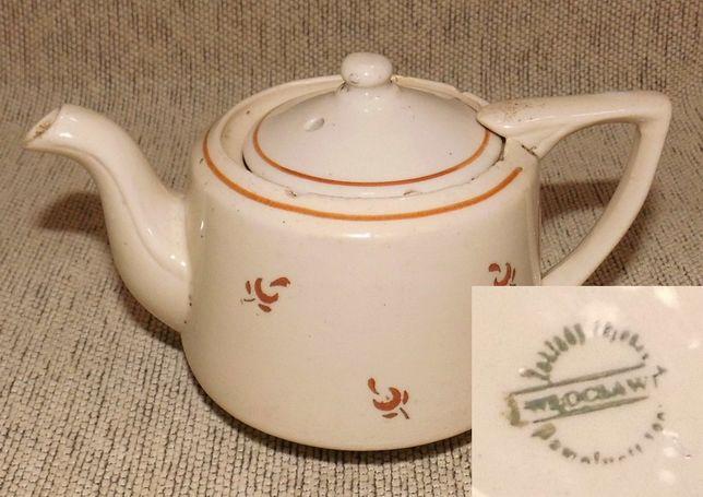 Czajniczek do herbaty PRL - Włocławek lata 60