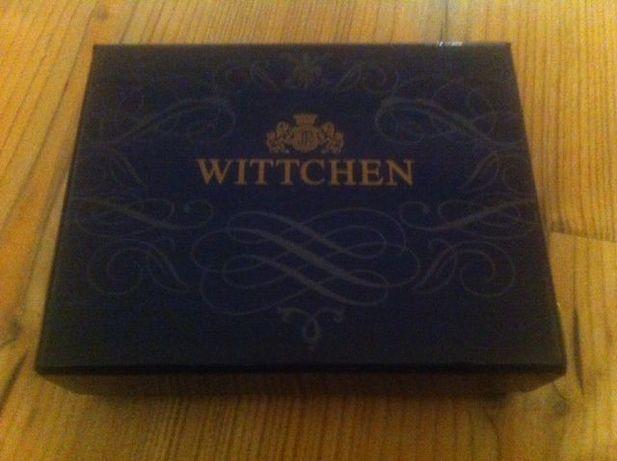 portfel czarny Wittchen