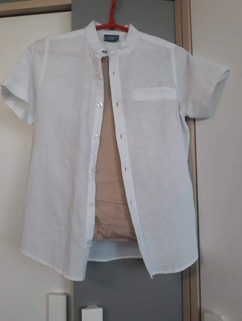 Komplet spodnie i koszula
