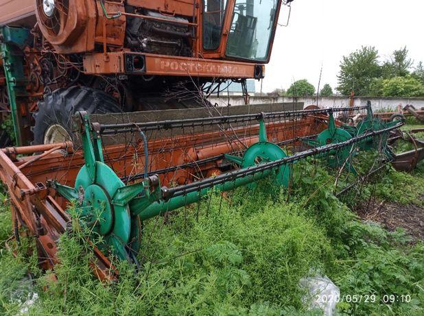 Продам зерновую жатку 6 метров для комбайна Дон