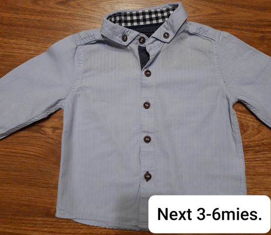 Koszule dziecięce r.62 - 68