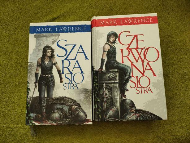 Mark Lawrence, Księga Przodka 2 tomy, Książki Fantasy, Twarda Oprawa