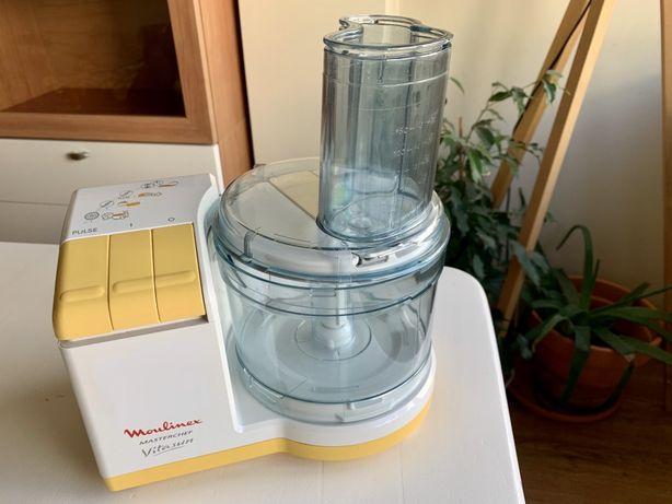 Robot de cozinha multifunções Moulinex