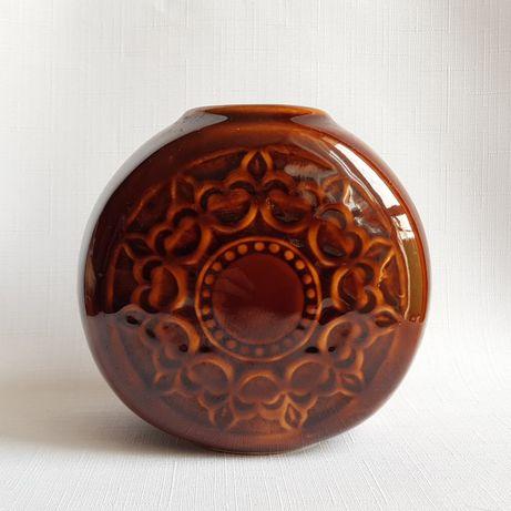 Porcelit Pruszków okrągły wazon