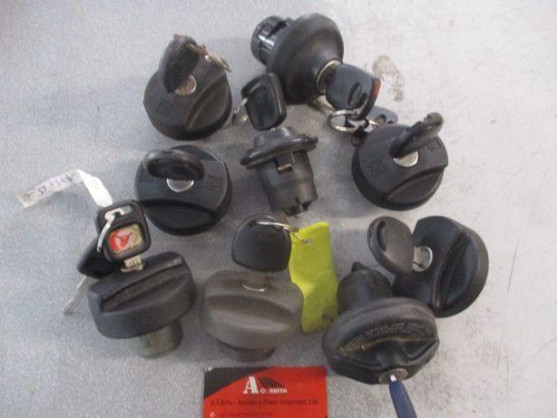varios tampoes deposito conbustivel (varias marcas)
