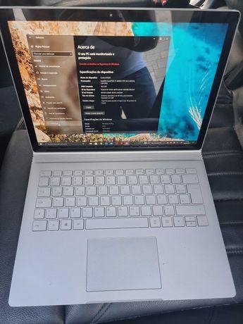 Surface Book 2 - i7 - 16Gb Ram 512Gb ssd 13 ecran