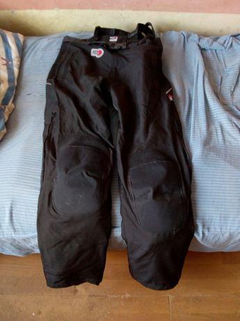 Spodnie na motocykl ocieplane na wzrost 180