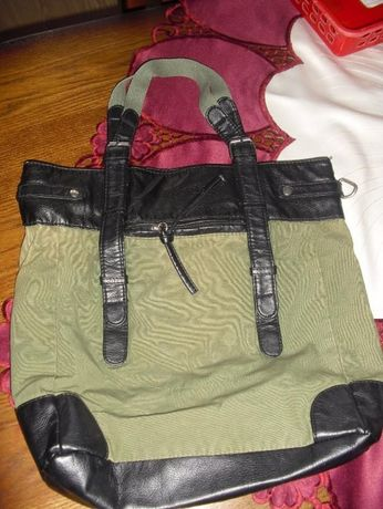 torebka torba khaki