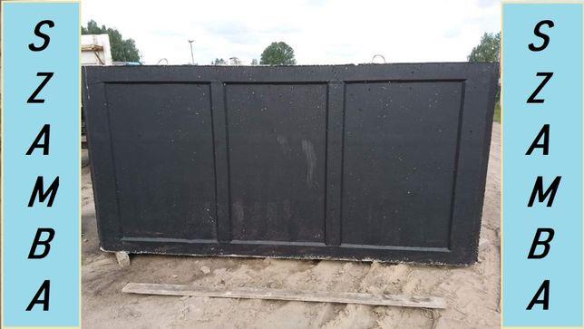Szamba betonowe Zbiorniki betonowe 6m3 i inne