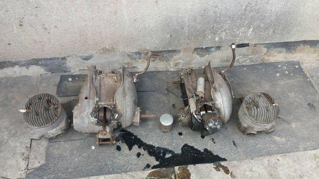 Мотор їж 56 під реставрацію