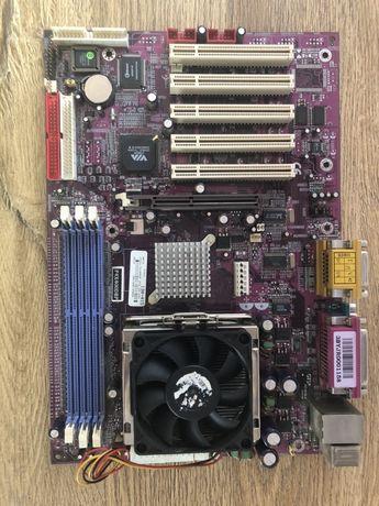 Płyta główna + procesor