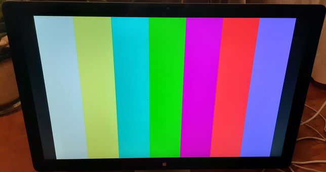 "Монитор Apple Thunderbolt Display 27"" A1407 MC914LL/A с Vesa A1313"