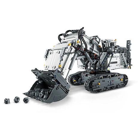 LEGO Technic Koparka Liebherr R 42100