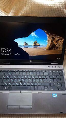 Ноутбук HP ProBook 6560b, i5-2540M 4GB