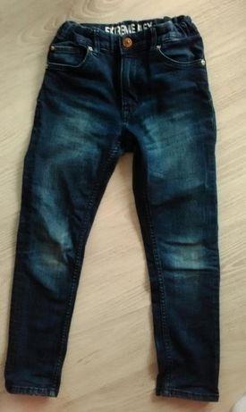 Spodnie jeans h & m