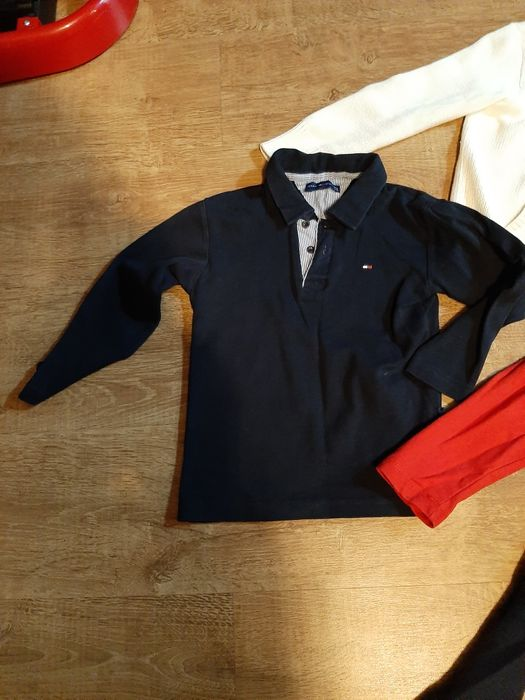 Sprzedam bluzki Tommy, Ralph dla chłopca Starogard Gdański - image 1