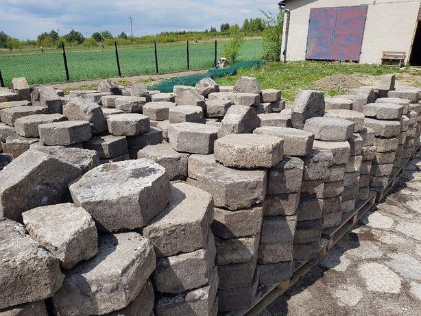 Trylinka trelinka kostka betonowa betonit 6000 sztuk