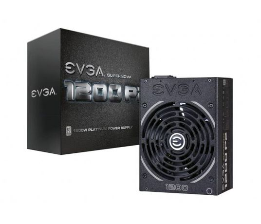Zasilacz EVGA SuperNOVA 1200W 80 PLUS