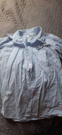 Koszule dla chłopca 86