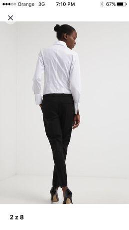 Seidensticker koszula z bodami rozm. 38