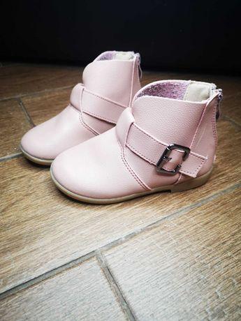 Демисизонные ботиночки 26 размер