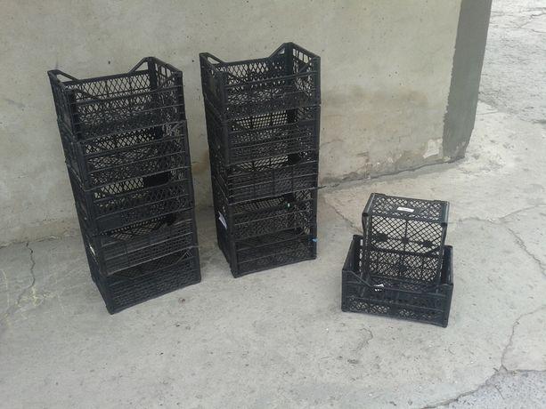 Ящики пластиковые полипропиленовые