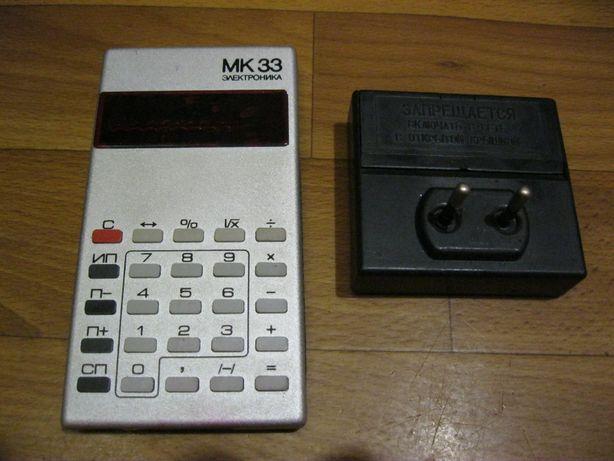 Калькулятор СССР.