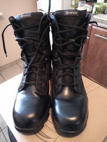 Buty Militarne Bates E02267 GX8 Czarne rozm 45 wkł 31 cm