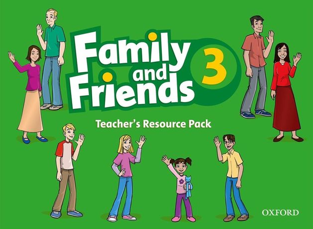 family and friends teacher's resource pack 3