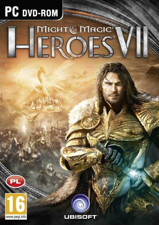 Might and Magic Heroes VII PC DVD nowa polski