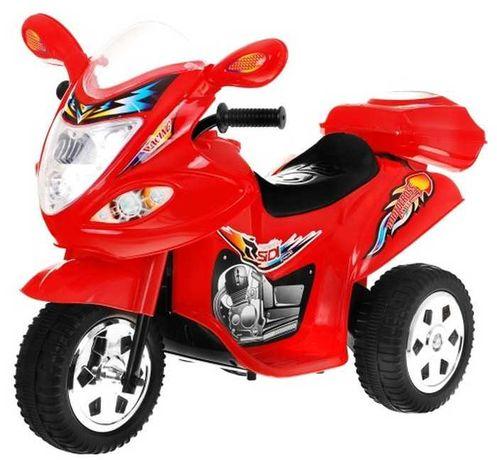 Ścigacz motor na akumulator BJX-088 CR czerwony