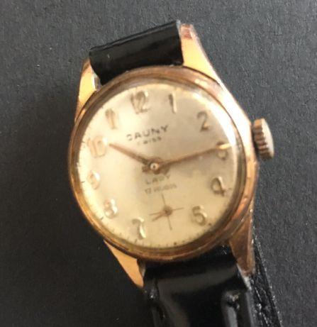 Relógio Cauny Lady ,antigo ,coleção,urgente