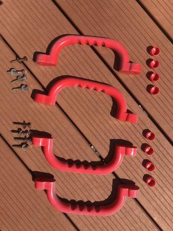 Rączki uchwyty akcesoria do zjeżdżalni ślizgu