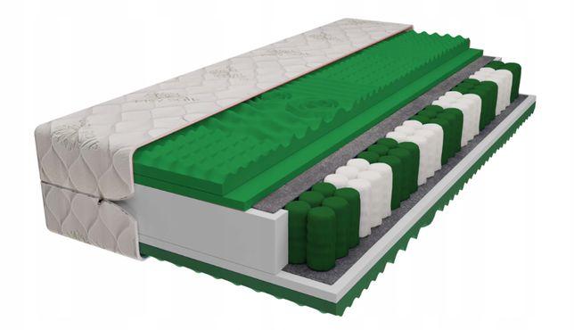 Materac GREEN PRESTIGE aloes ekologiczny 180x200