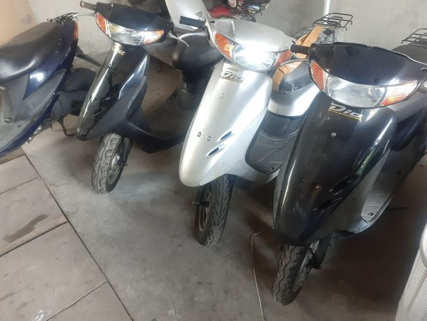 Honda Dio AF34/35 разборка