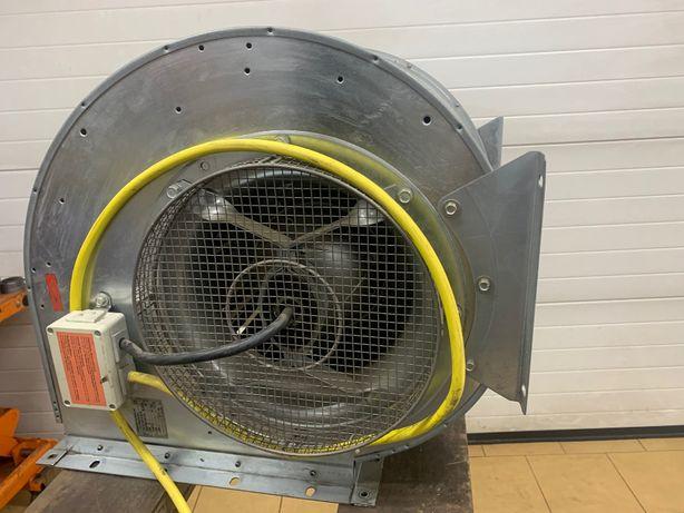 wentylator promieniowy, dmuchawa, odciąg 4,95 kw