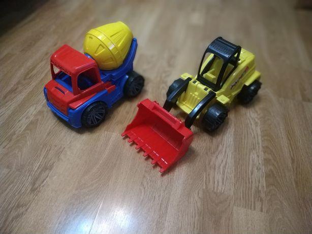 Детские машинки (набор)