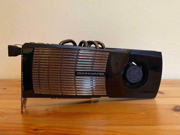 GTX 480 GAINWARD 1,5GB DDR5 384bit sprawna