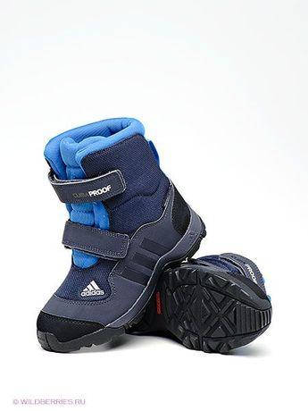 Сапоги Adidas Kids Adisnow размер 37 Оригинал
