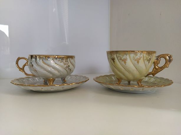 Filiżanka z porcelany