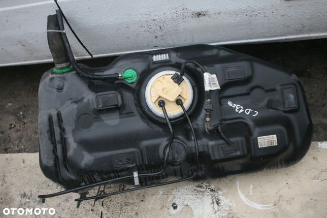 zbiornik paliwa Opel Corsa D 1.3 CDTI