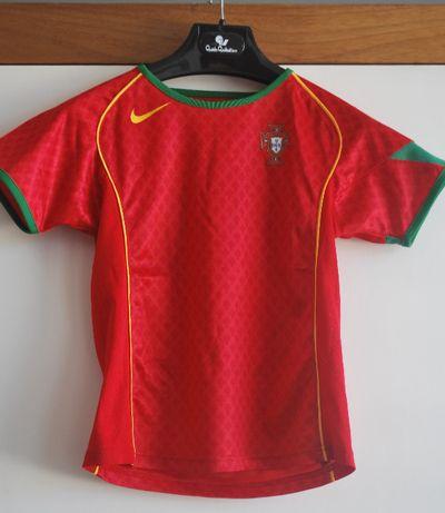 Camiseta da Selecção Portuguesa (4 a 6 anos)