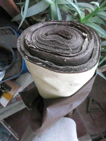 дермантин шир 1,15м. цвет коричневый