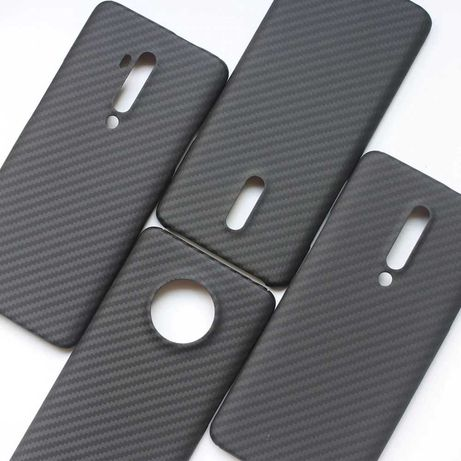 Карбоновый чехол для OnePlus 7 Pro / 7T / 8 / 8 Pro / 8T / 9 / 9 Pro