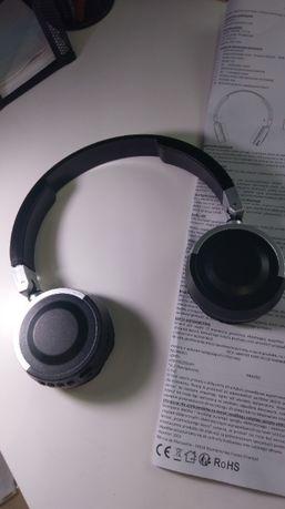 Słuchawki bezprzewodowe bluetooth (okazja!) prezent